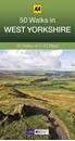 West Yorkshire: AA 50 Walks