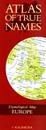 Europe Etymological Map (Atlas of True Names)