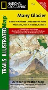 Many Glacier - Glacier and Waterton Lakes National Parks MT