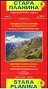 Stara Planina Western: Berkovita to Zlatitsa Domino Map
