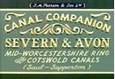 Severn and Avon Pearson's Canal Companion
