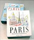 Paris 3D Expanding City Skyline - Pocket Pop up Book