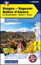 Vosges - Ballon d'Alsace - Le Grand Ballon - Belfort - Thann K+F Outdoor Map 3