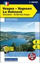 Vosges - Le Hohneck - Gérardner - St-Die-des-Vosges K+F Outdoor Map 4