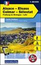 Alsace - Colmar - Sélestat - Freiburg im Breisgau - Lahr K+F Outdoor Map 5
