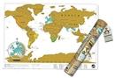 World Scratch Map® - Travel Edition