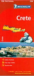 Crete Michelin