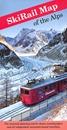 Alps SkiRail Map