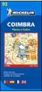 Coimbra Michelin City Map