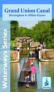 Grand Union Canal: Birmingham to Milton Keynes Heron Map