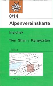 Inylchek - Tien Shan Alpenverein 0/14