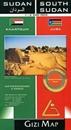 Sudan - South Sudan Gizi Map