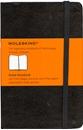 Moleskine Ruled Pocket Notebook Hardcover Black