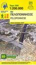 Peloponnese Anavasi Regional Map R2