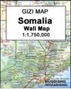 Somalia Wall Map
