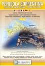 Sorrento Peninsula - Amalfi Coast - Capri Global Map Tourist Map