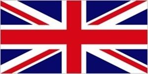 Flag of UK (Union Flag/Union Jack) - Small