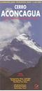 Aconcagua Climbing and Trekking Map