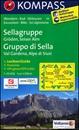Gruppo di Sella - Val Gardena - Alpe di Siusi Kompass 59