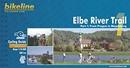 Elbe Cycle Trail Part 1: Prague - Magdeburg (500km) Bikeline Map/Guide ENGLISH Ed.