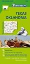 Texas - Oklahoma Michelin Zoom 176