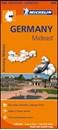 Germany Mideast Michelin Regional 544