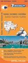 Switzerland South-East Michelin Regional 553