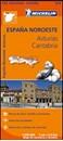 Asturias - Cantabria Michelin Regional 572