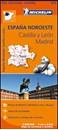 Castilla y Leon - Madrid Michelin Regional 575