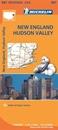 New England - Hudson Valley Michelin Regional 581