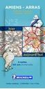 Amiens - Arras - WWI Somme Battlefields Michelin Centenary Map-Pack