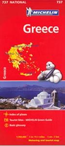 Greece Michelin