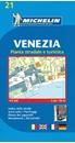 Venice Michelin City Map