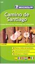 Camino de Santiago - The Way of St James Michelin Zoom Pocket Road Atlas 160