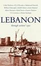 Lebanon - Through Writers' Eyes