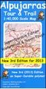 Alpujarras Tour & Trail Super-Durable Map