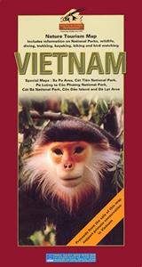 Vietnam Nature Tourism Map