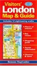 Visitors' London Map & Guide Bensons MapGuides