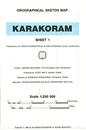 Karakoram SFAR 2-Map Set