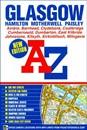 Glasgow - Hamilton - Motherwell - Paisley A-Z Street Atlas