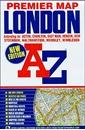 London A-Z Premier Map