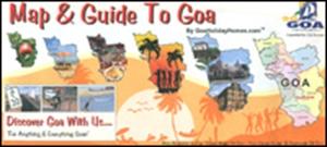 Goa Tourist Map/Guide