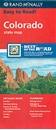 Colorado Easy-to-Read Rand McNally
