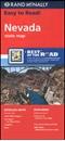 Nevada Easy-to-Read Rand McNally