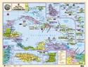 Caribbean-Wallmap-PAPER_9781405026376