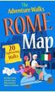 Rome Adventure Walks Map