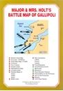 Gallipoli (Major & Mrs Holt's Battle Map)