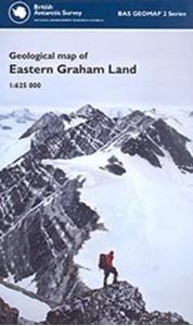 Eastern Graham Land BAS Geological Map 1