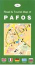 Pafos Pocket Street Plan