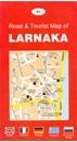 Larnaka Pocket Street Plan